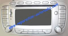 Réparation autoradio Ford